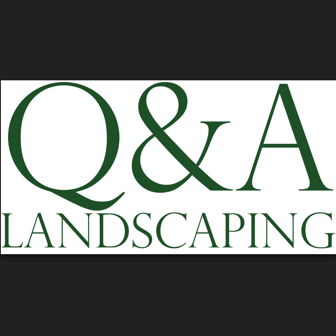Q&A Landscaping