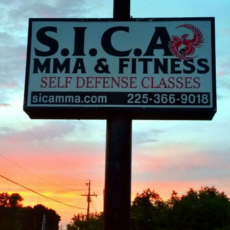 S.I.C.A. MMA and Fitness - ad image