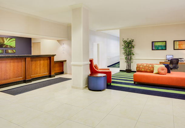 Fairfield Inn by Marriott Manhattan image 2