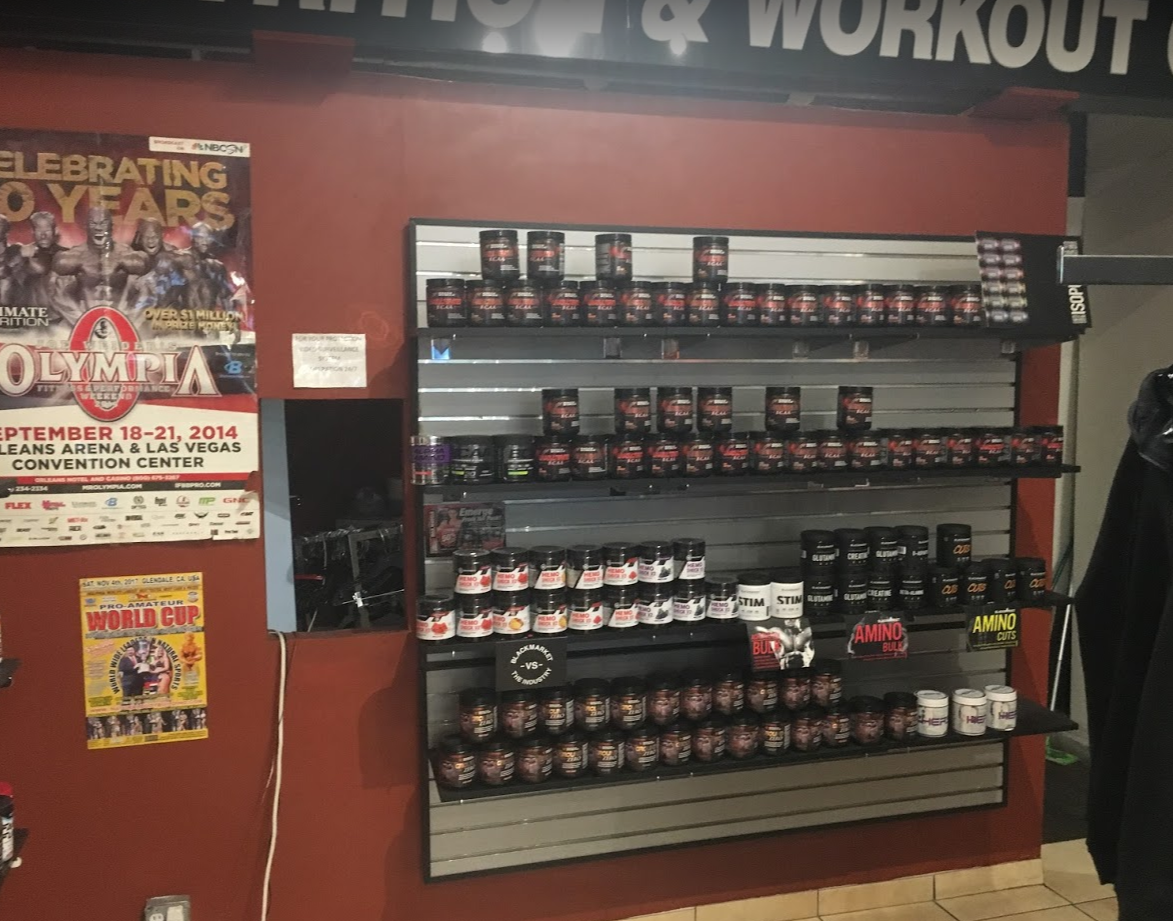 Mecca Sports Nutrition West Hollywood image 1