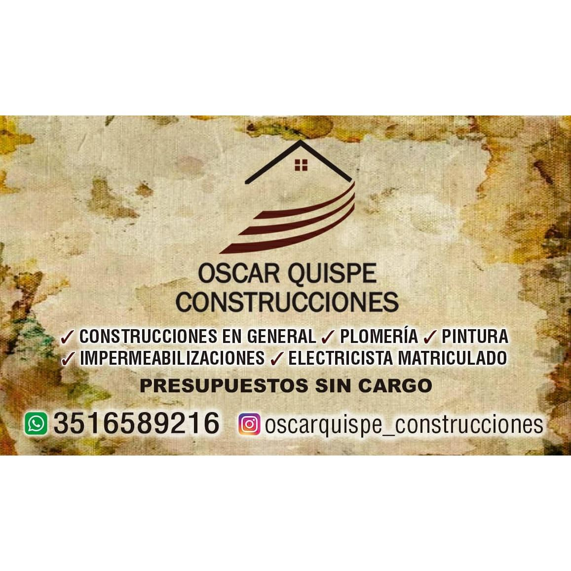 CONSTRUCCIONES - OSCAR QUISPE