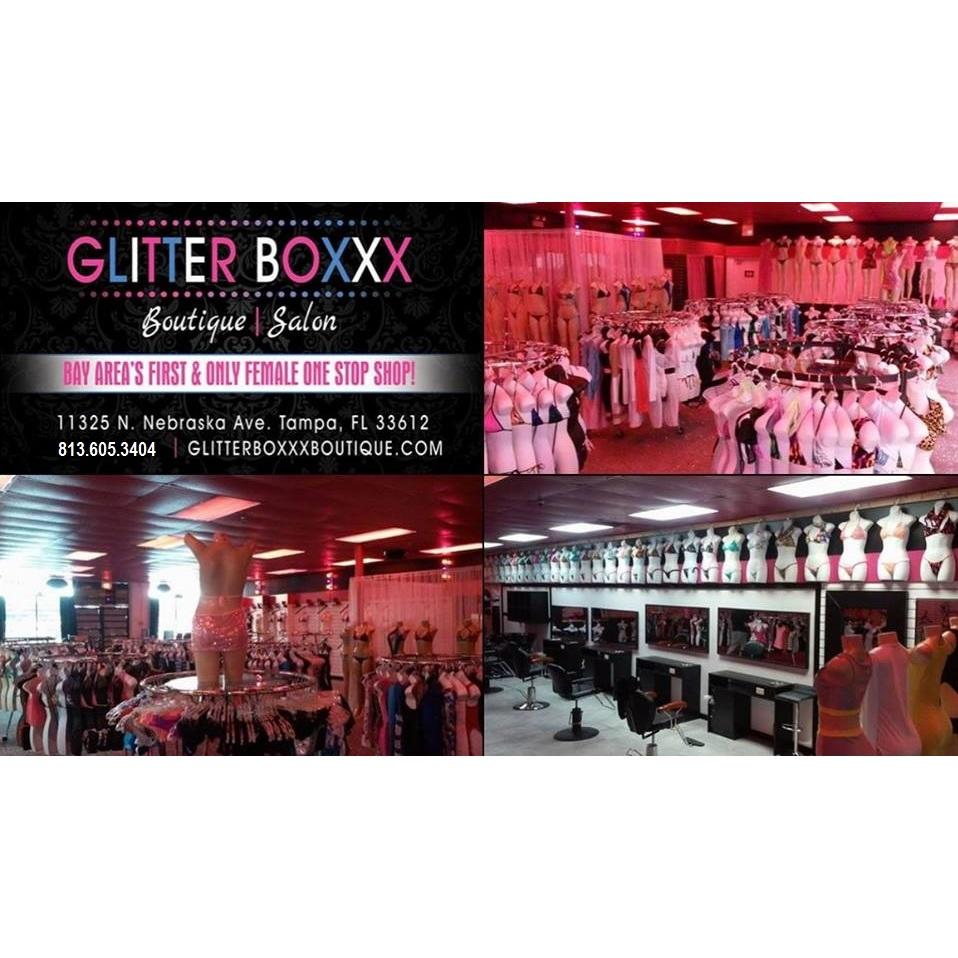 Glitter BoxXx Boutique and Salon