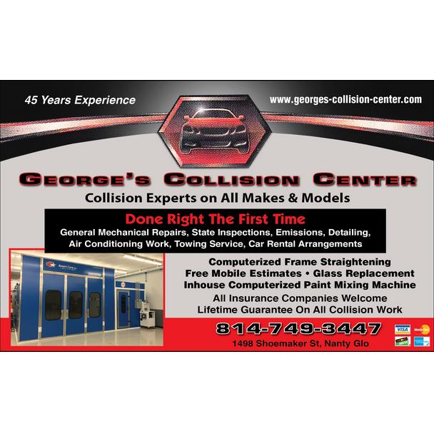 George's Collision Center image 0