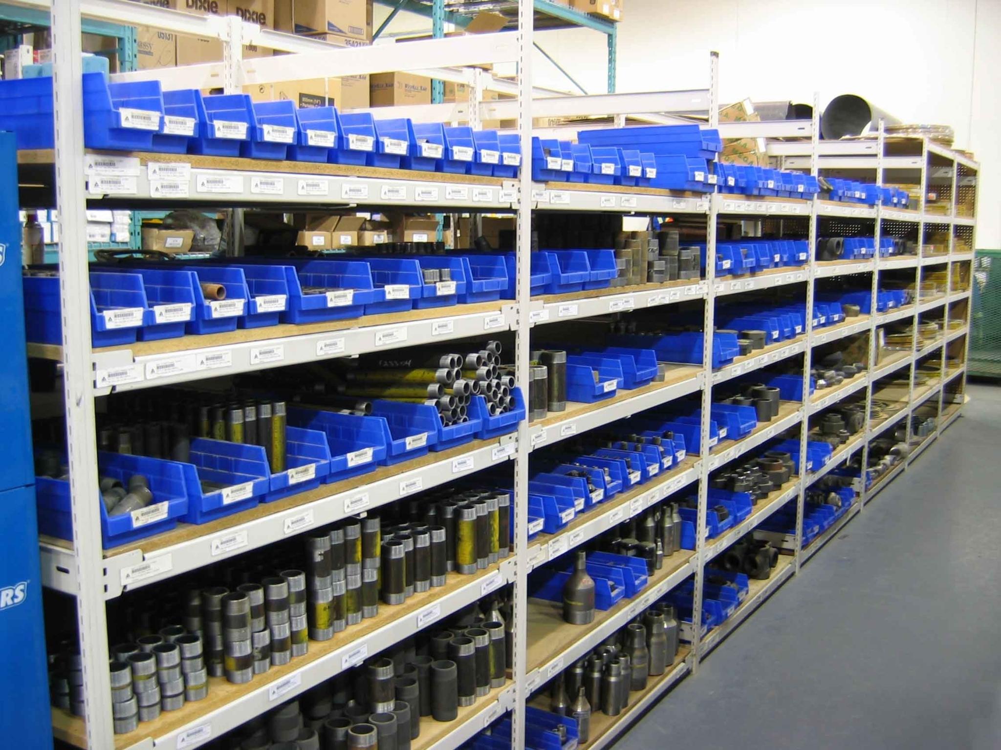 Commander Warehouse Equipment Ltd in Surrey
