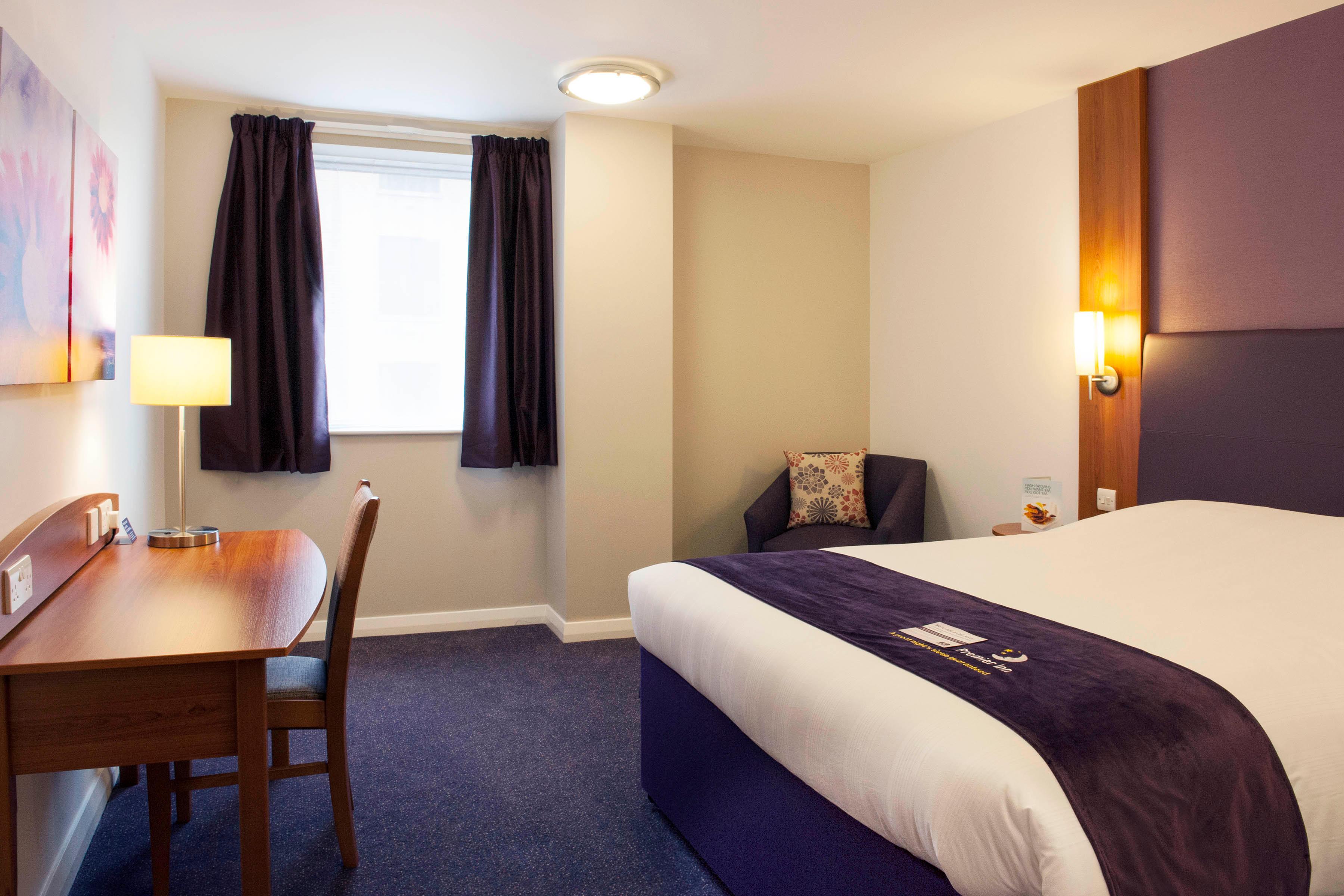 Premier Inn Birmingham City Centre (New St Station) hotel