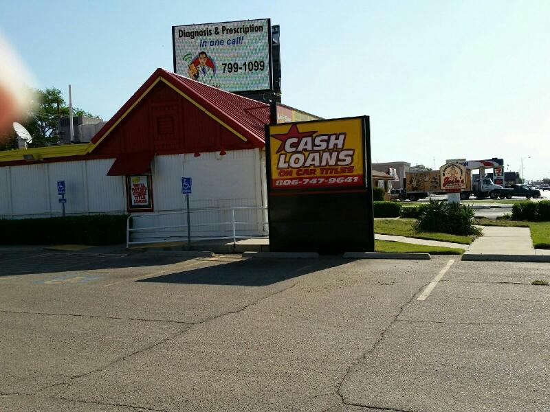 Loanstar Title Loans In Lubbock Tx 79401 Citysearch