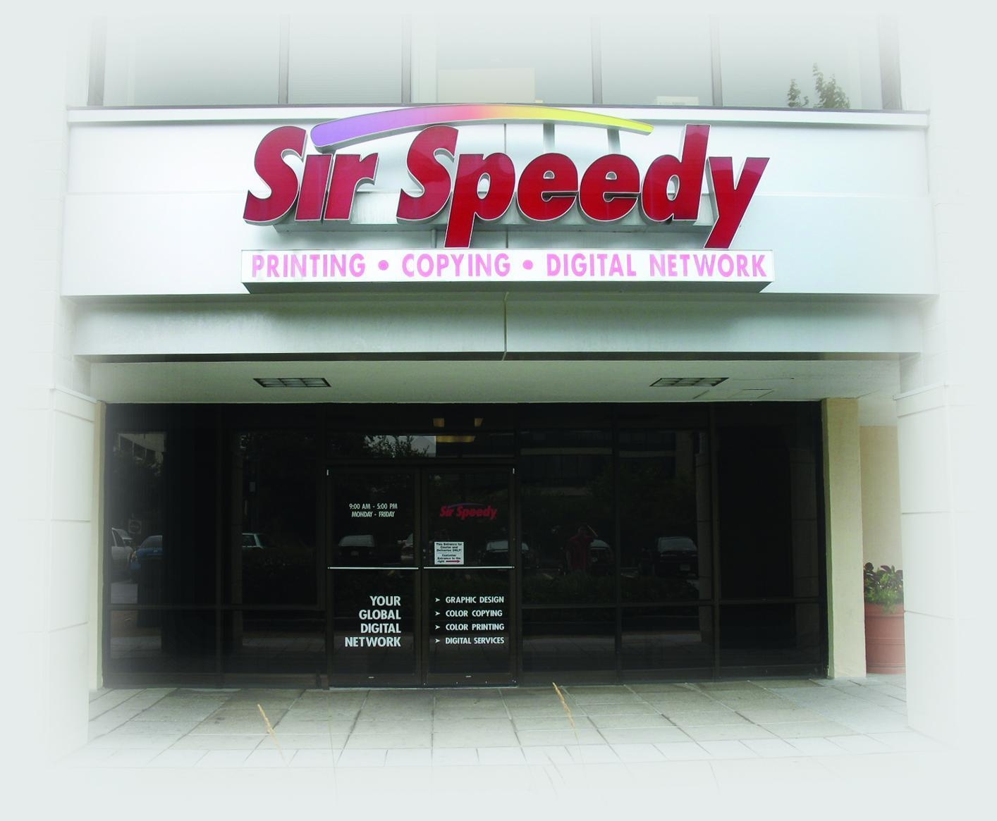 Sir Speedy Vienna - Printing & Marketing Services - ad image