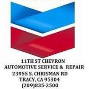 11th St Chevron Automotive Service and Repair