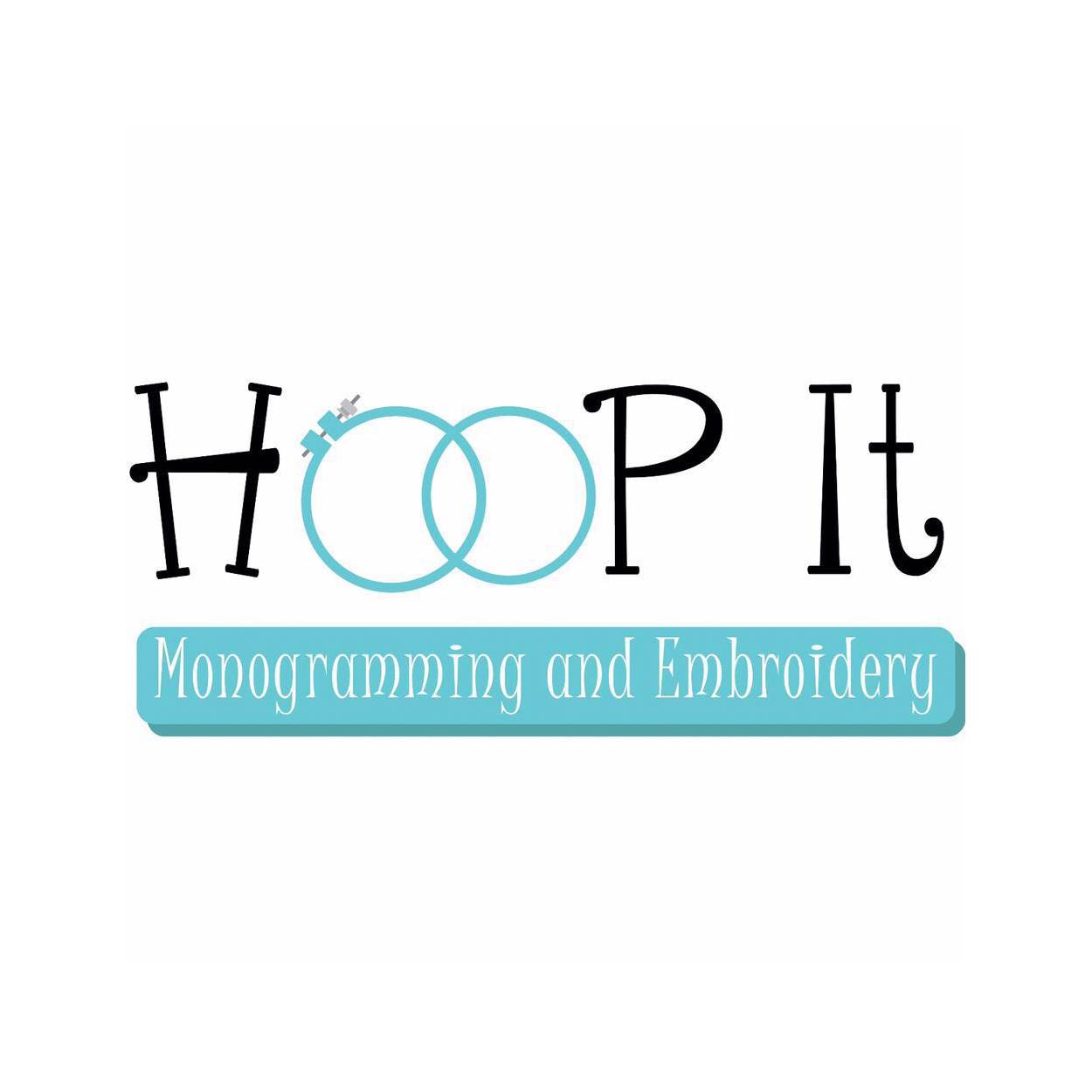 Hoop It Embroidery, LLC