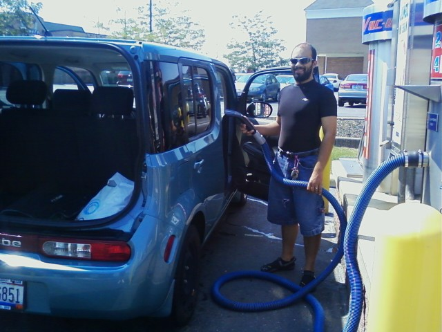 Need to vacuum out your vehicle?! We have the tools available for you to get your car shining like new!