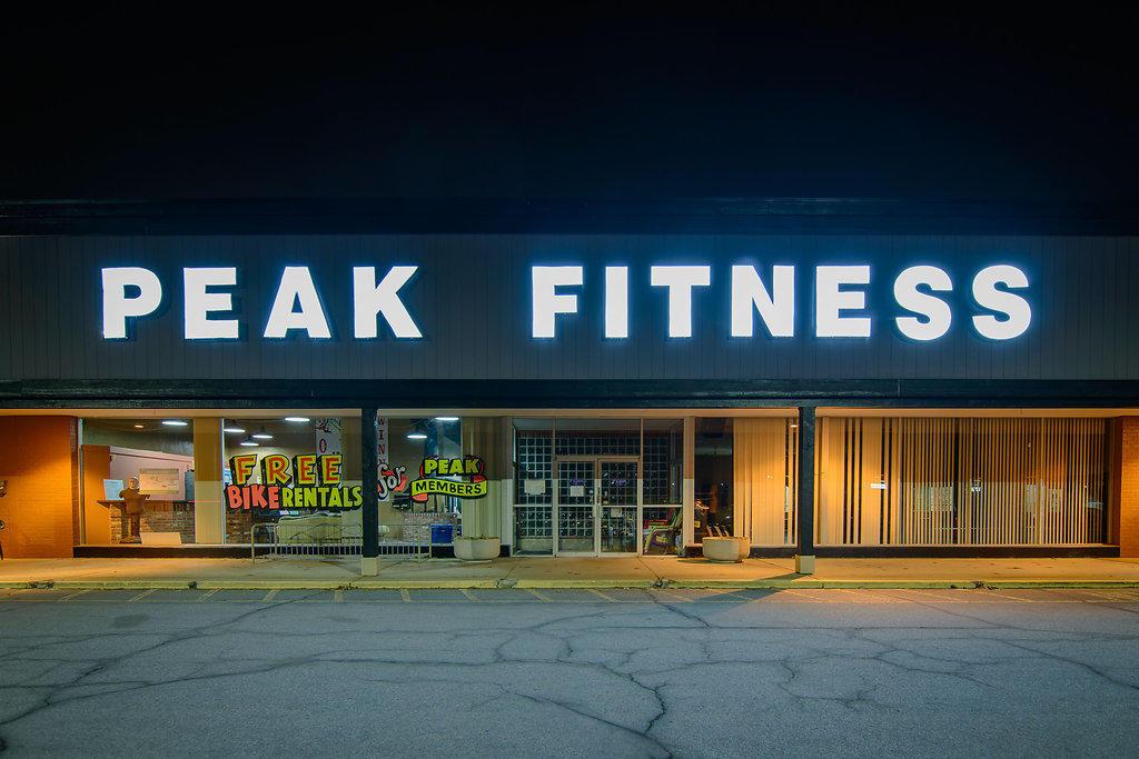 Peak Performance Fitness image 0