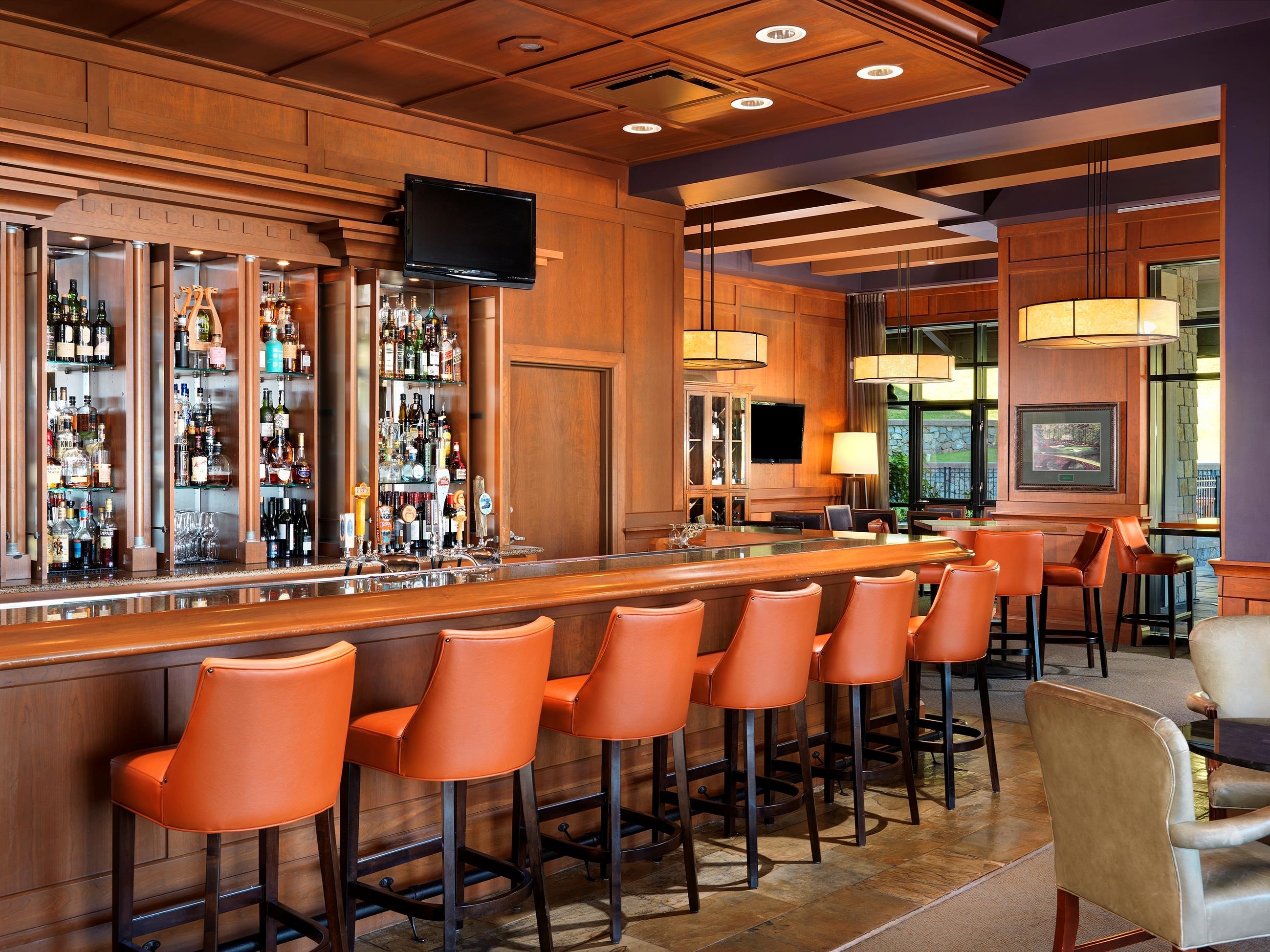 The Westin Bear Mountain Golf Resort & Spa, Victoria in Victoria: Masters Lounge Bar