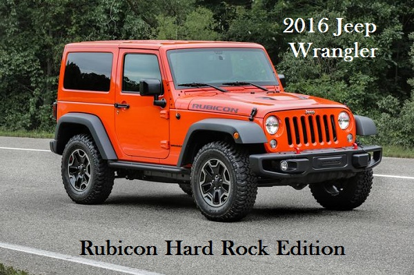 2016 Jeep Wrangler Rubicon Hard Rock For Sale in Appleton, WI