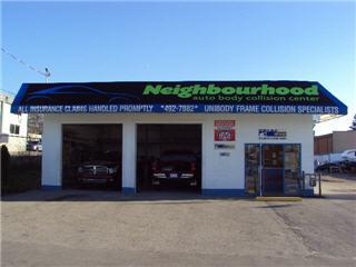 Neighbourhood Auto Body Ltd in Penticton