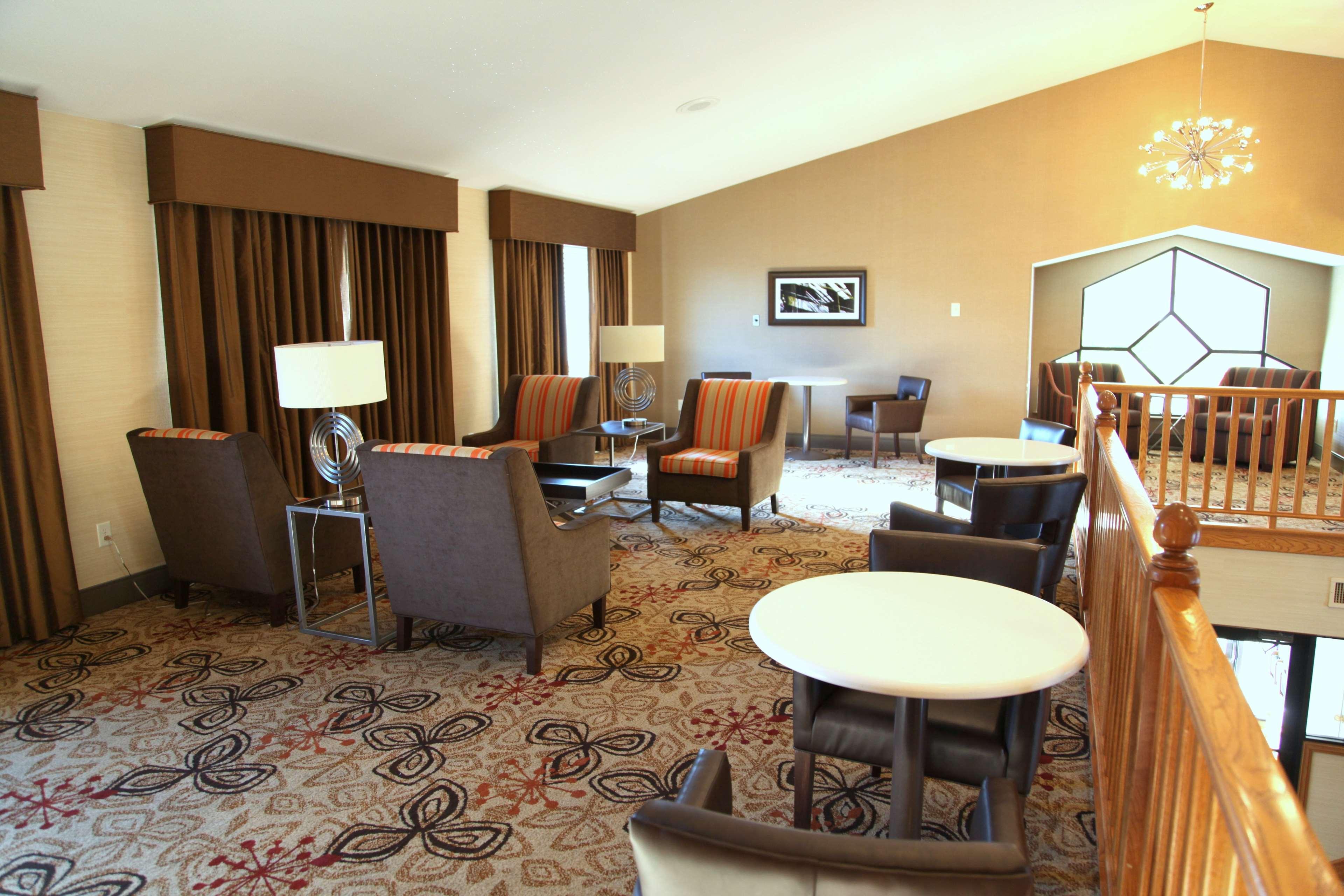 Hotel Lobby - Upper Level
