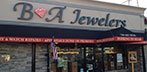 B and A Jewelers Inc