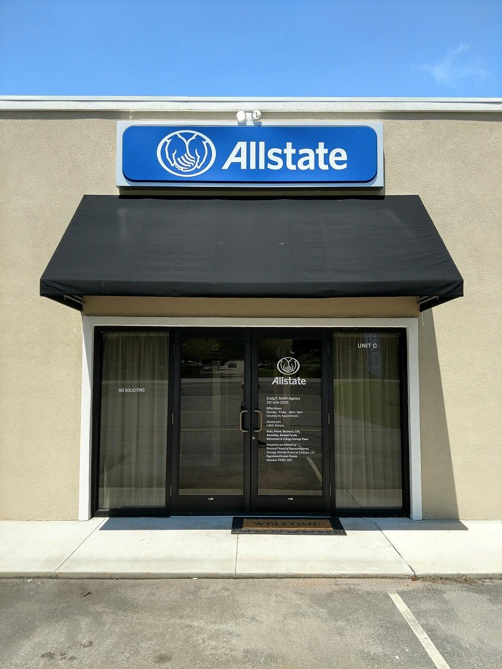 Craig F. Smith: Allstate Insurance