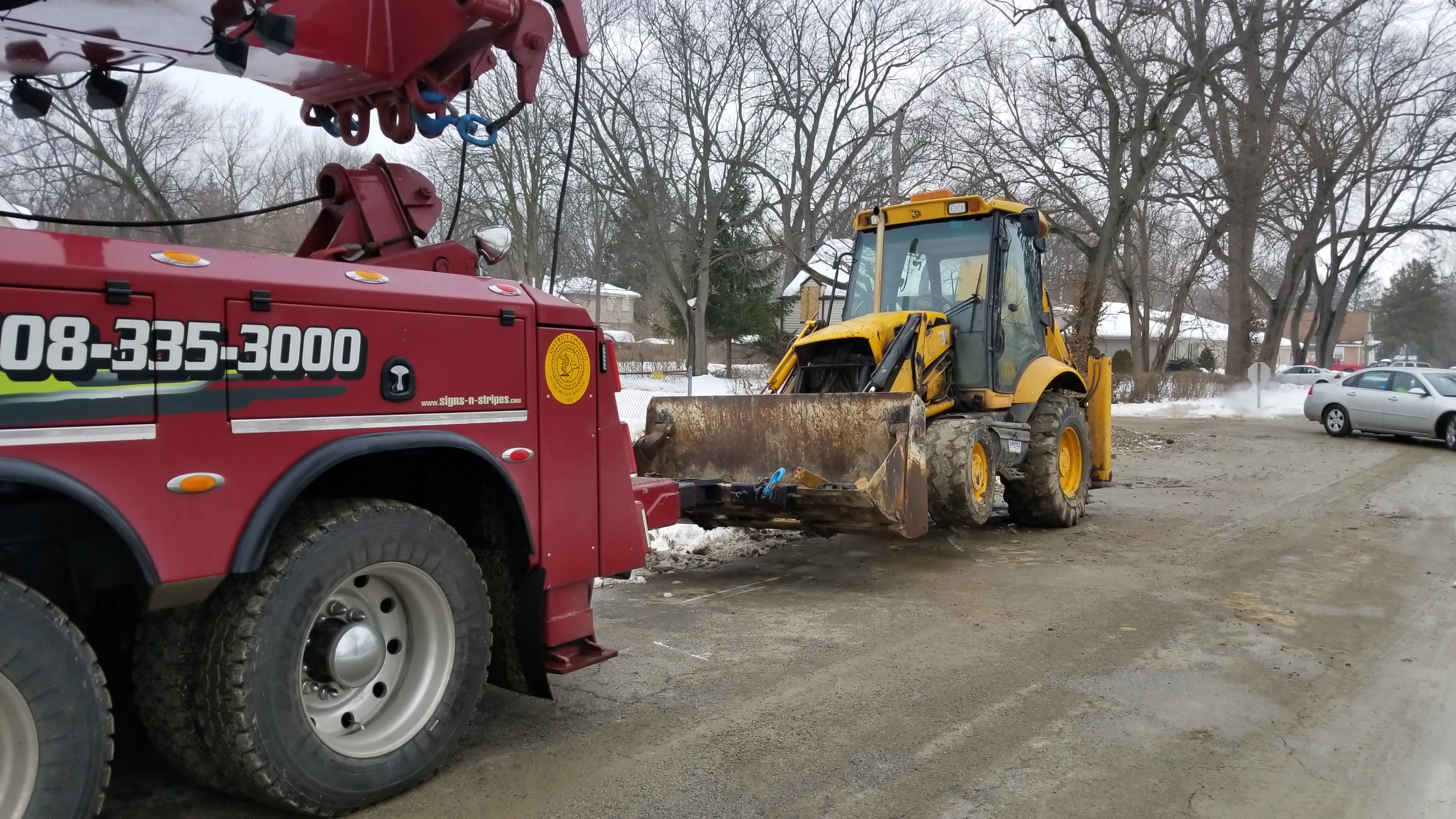 Suburban Towing in Hazel Crest, IL, photo #7