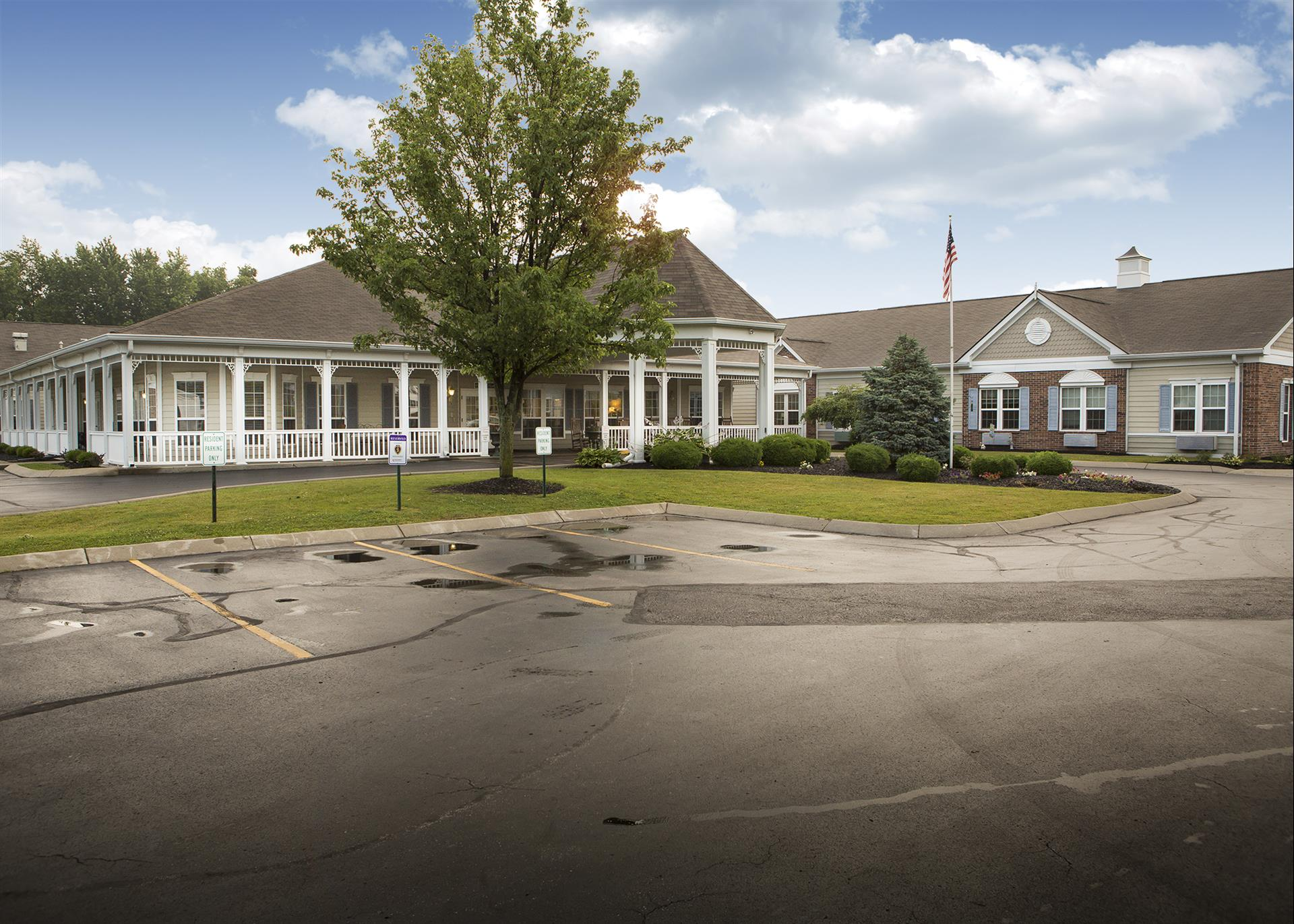 Bethesda Gardens Assisted Living Terre Haute Terre Haute In Company Profile