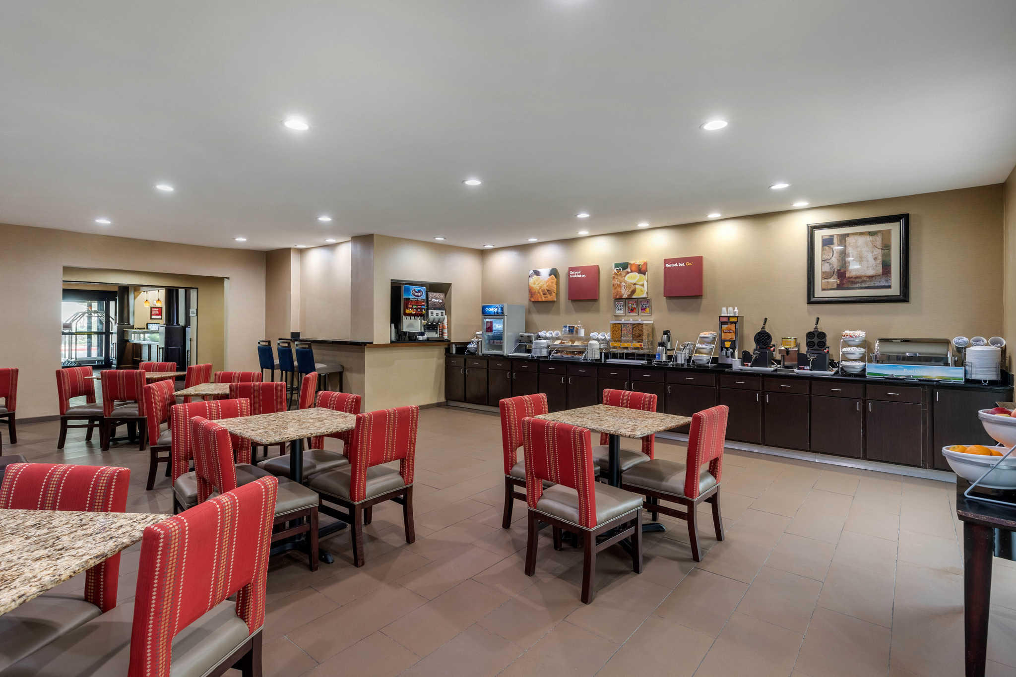 Comfort Suites The Colony - Plano West image 37