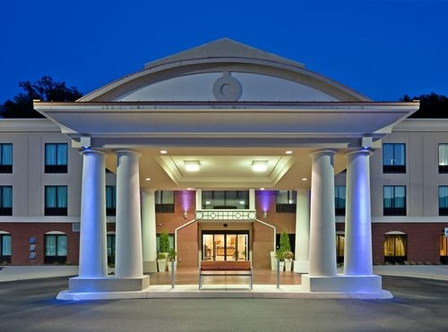 Holiday Inn Express & Suites Harriman image 0