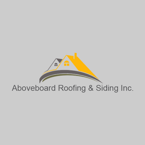 Aboveboard Roofing & Siding Inc.