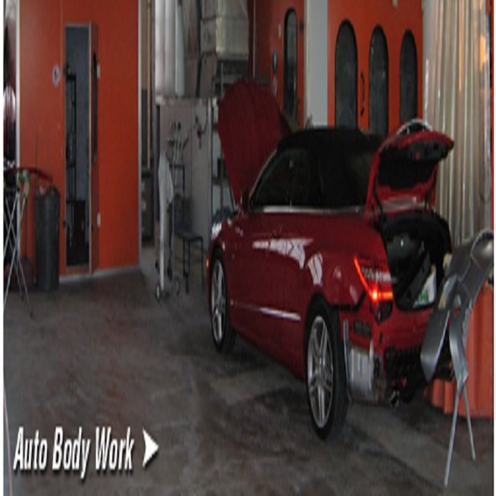 Hi Tech Auto Body image 1