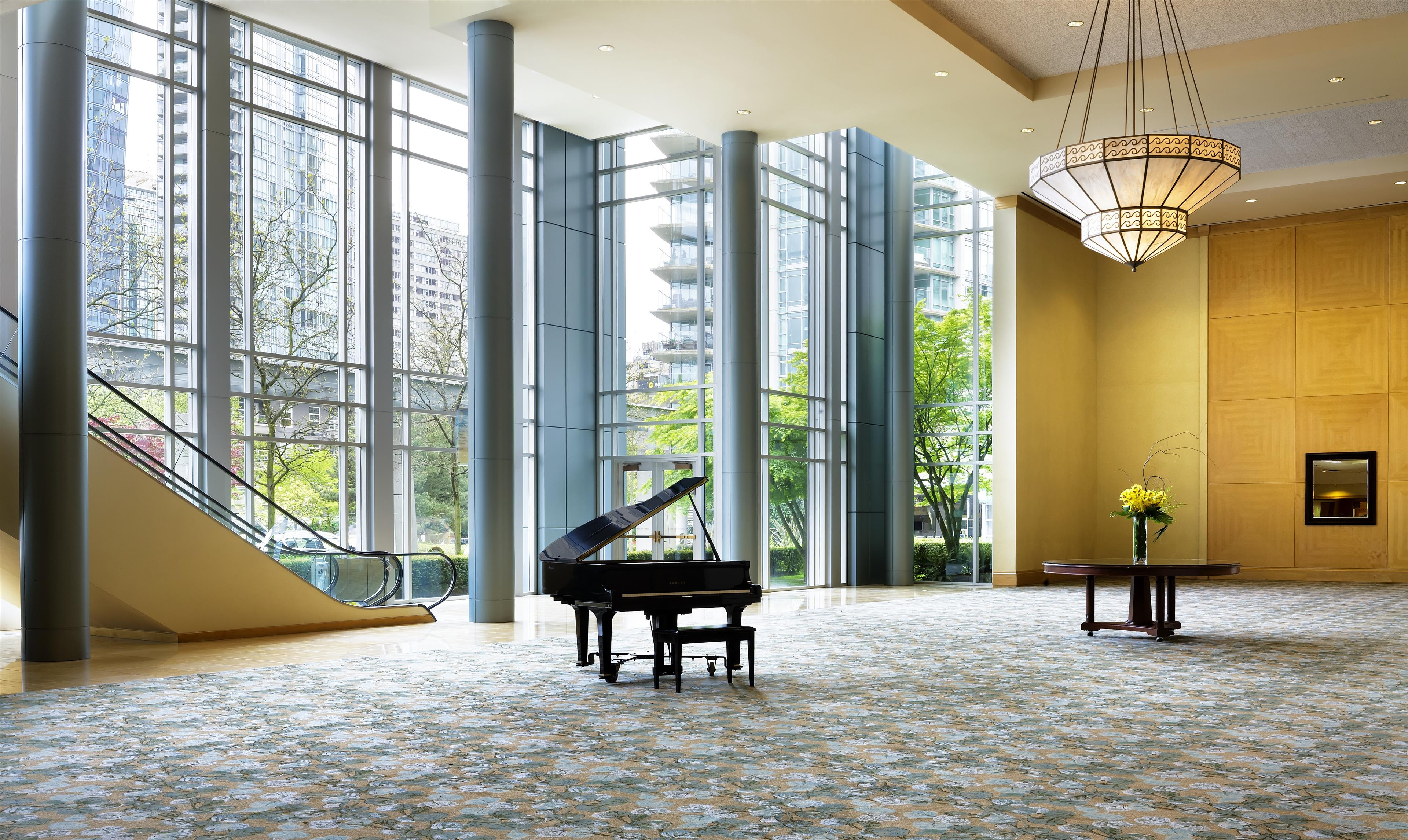 The Westin Bayshore, Vancouver in Vancouver: Bayshore Grand Foyer