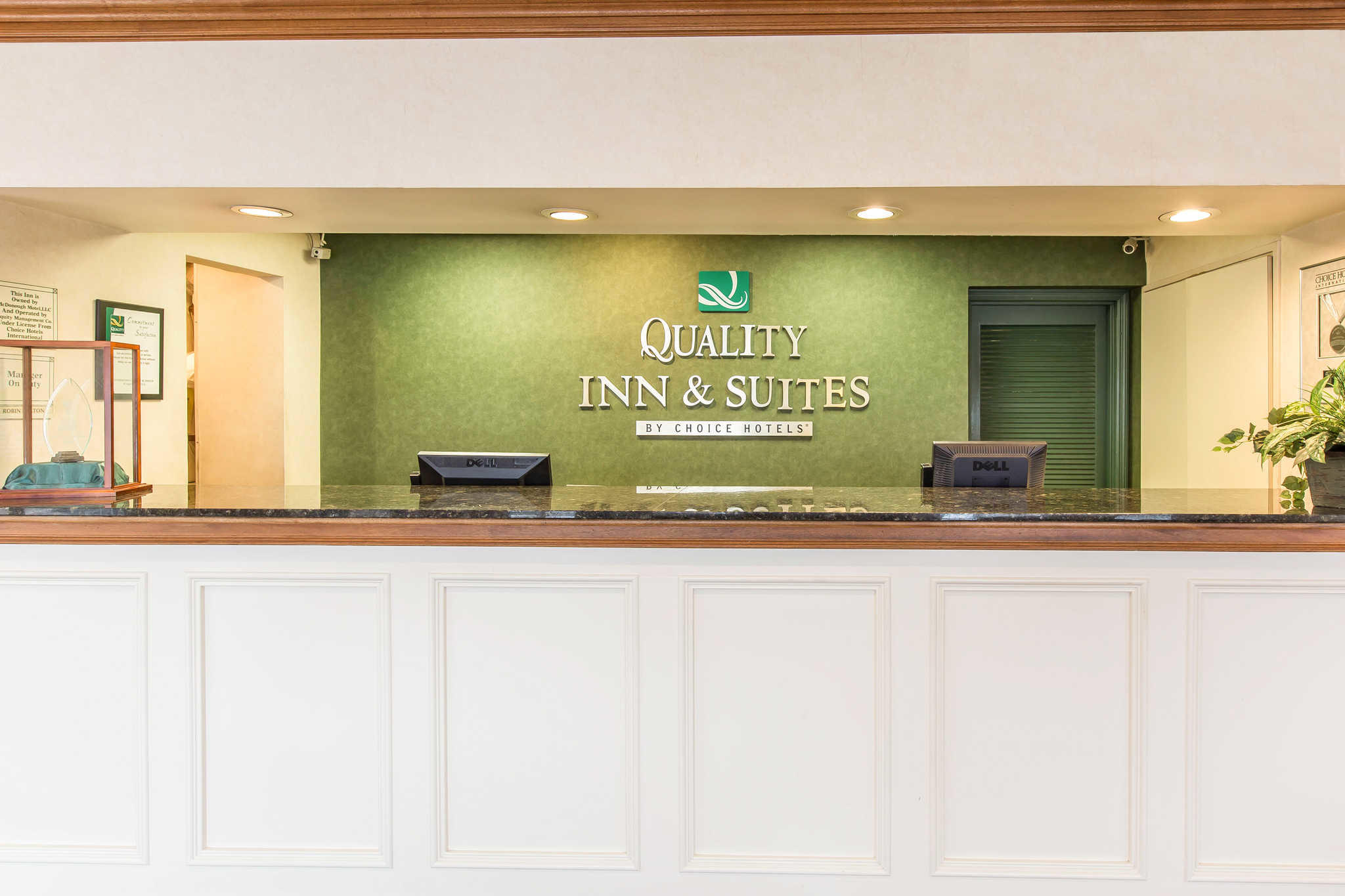 Quality Inn & Suites Conference Center image 2