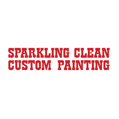 Sparkling Clean Custom Painting