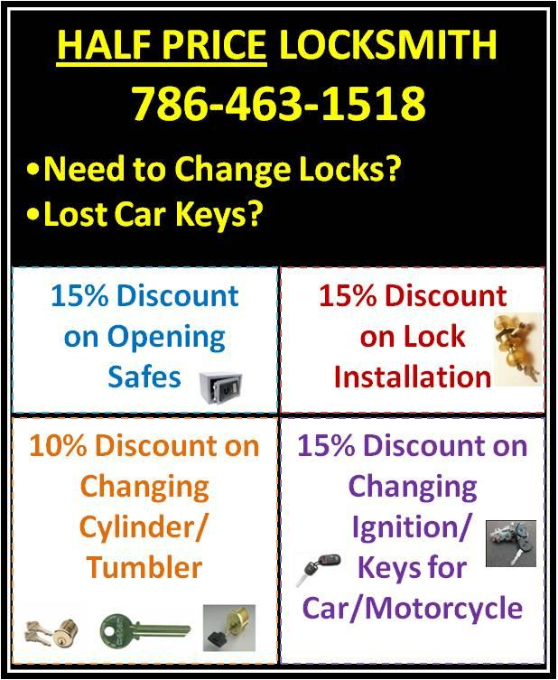 Half Price Locksmith image 1