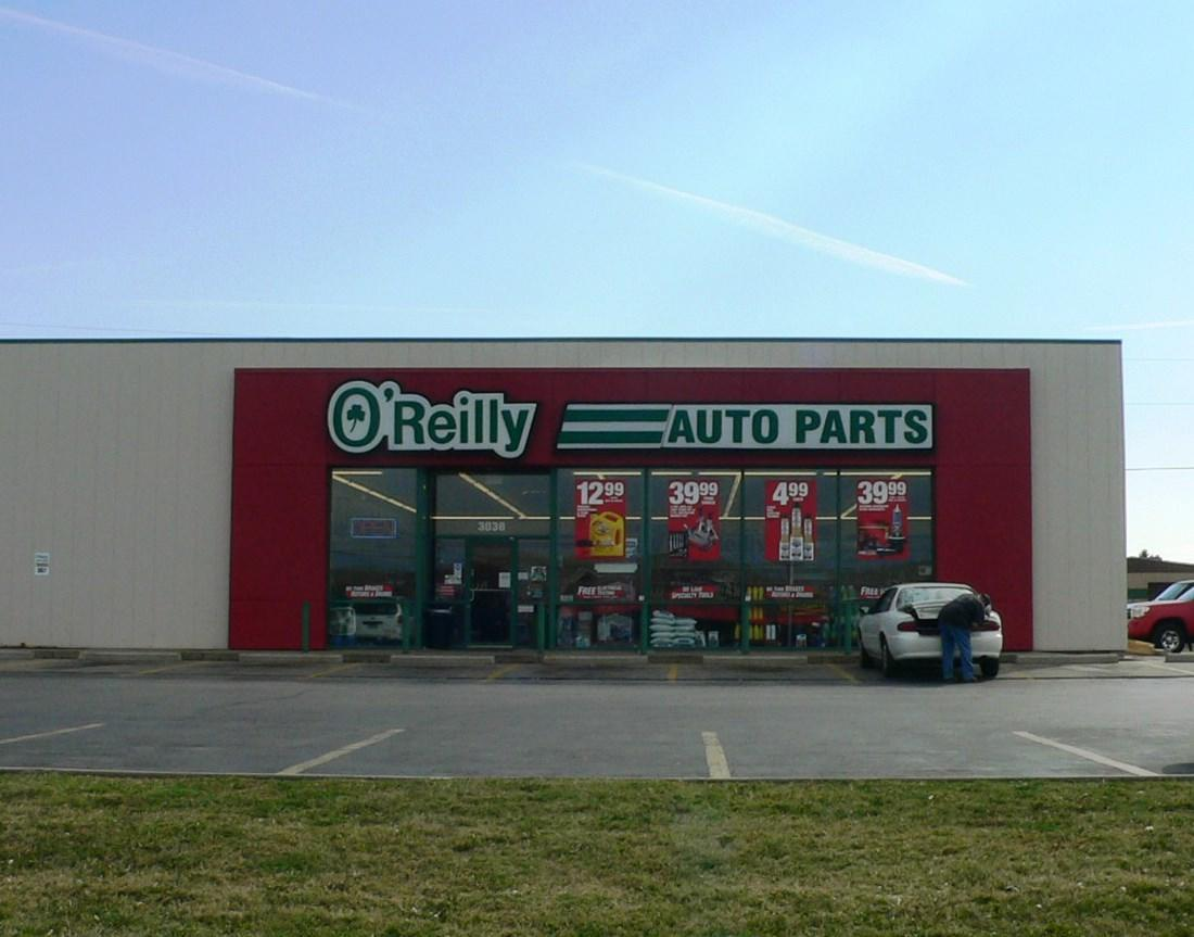 O39reilly auto parts 3038 west republic road springfield for Business cards springfield mo