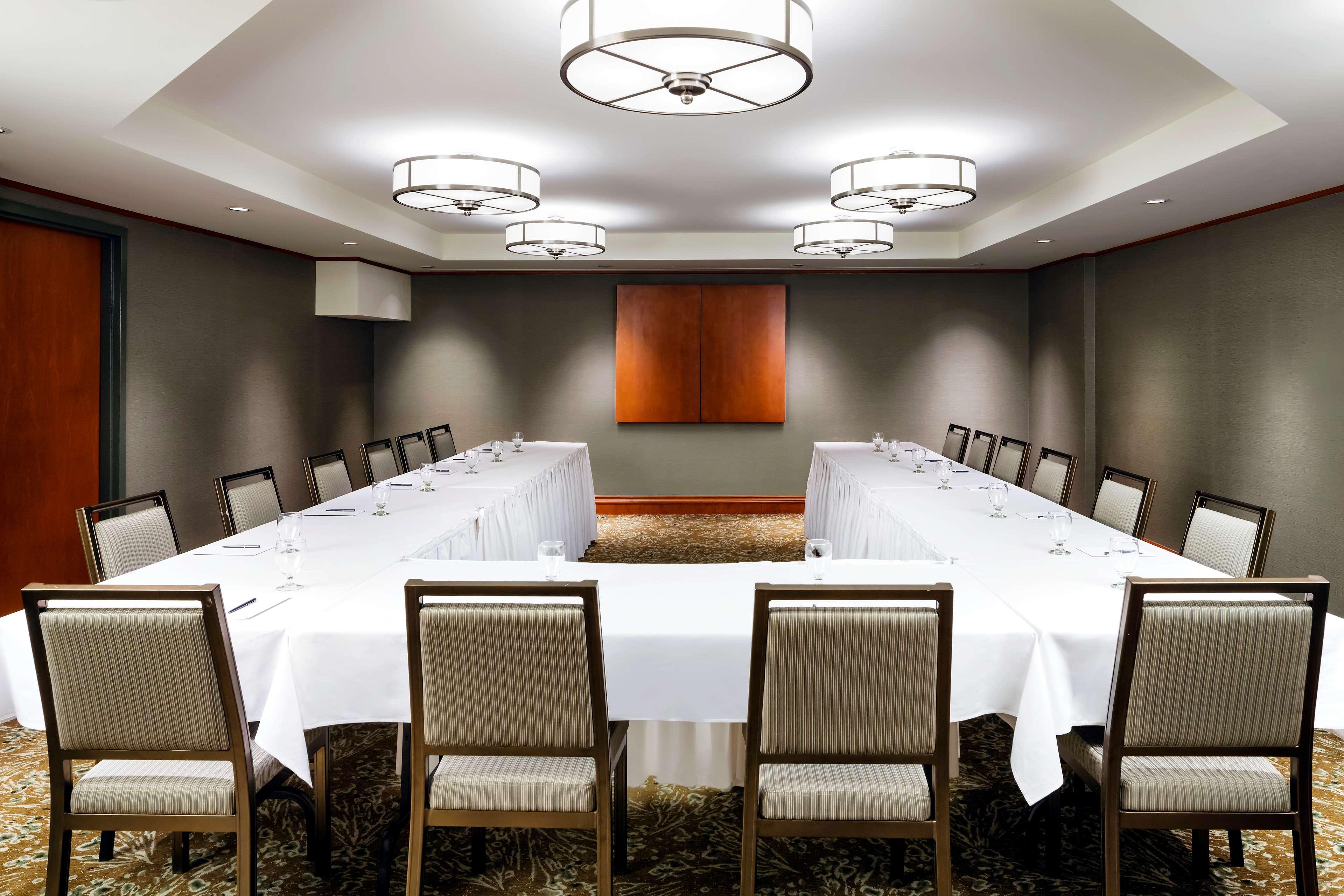 Le Westin Resort & Spa, Tremblant, Quebec à Mont Tremblant: Aube Meeting Room