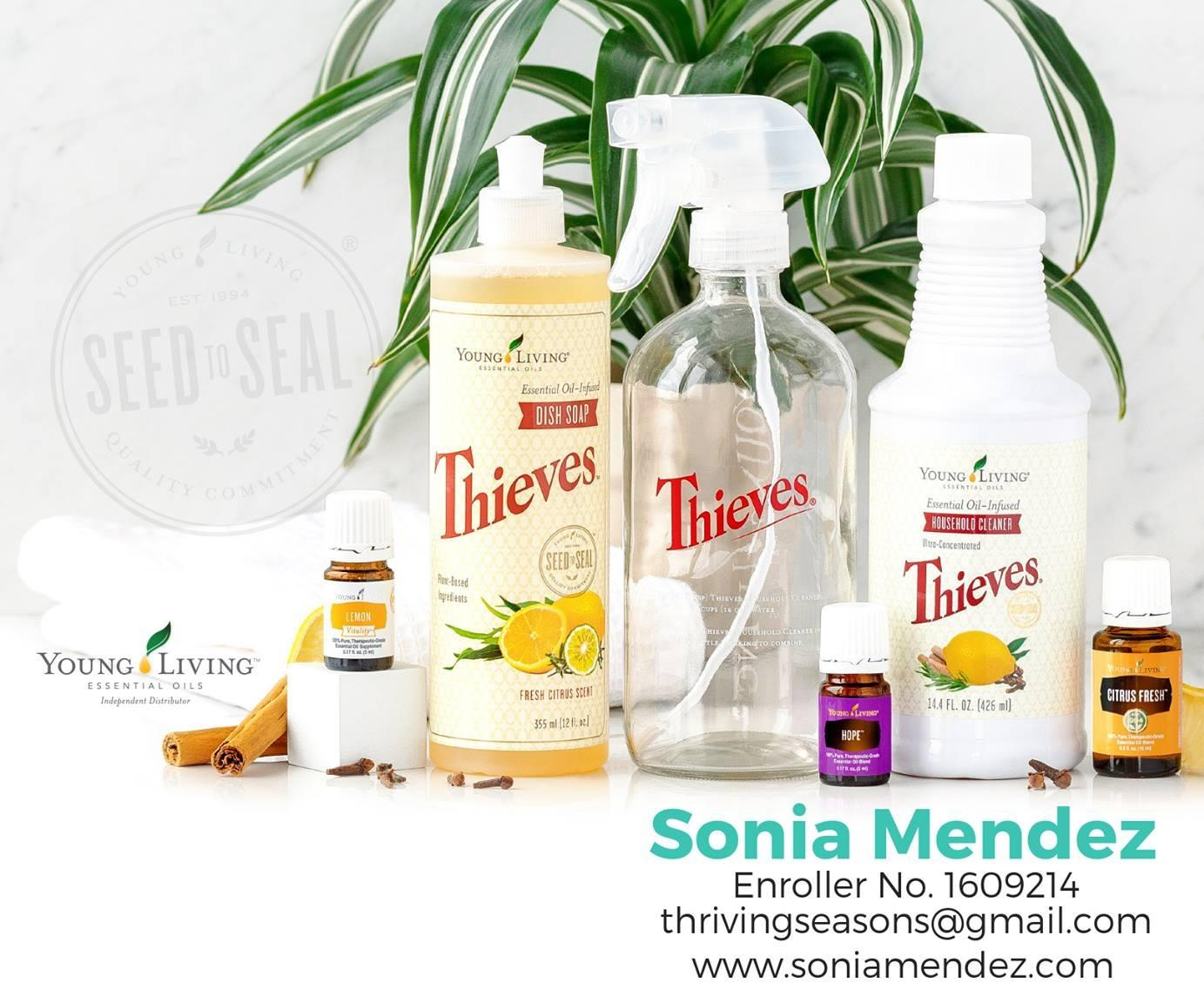 Sonia Mendez with Young Living image 4