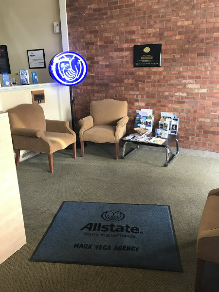 Allstate Insurance Agent: Mark Vega image 1