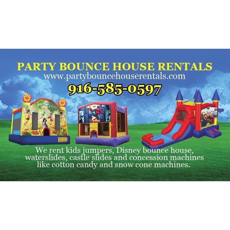 Cars Bounce House Rental Lodi