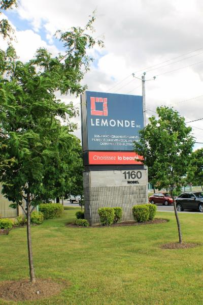 LEMONDE Inc à Boucherville