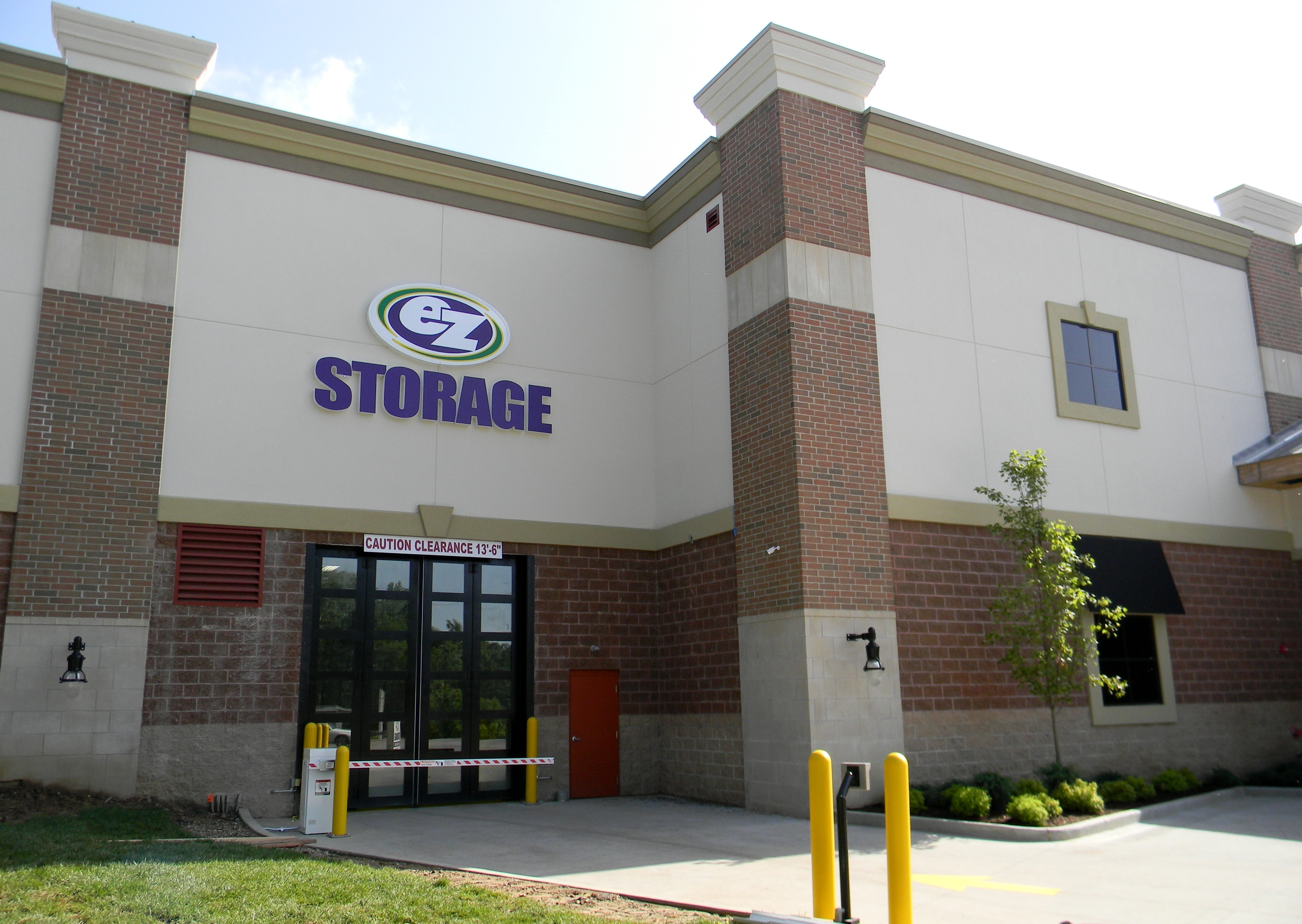 EZ Storage® 9715 Manchester Road St. Louis, MO Warehouses Self Storage    MapQuest
