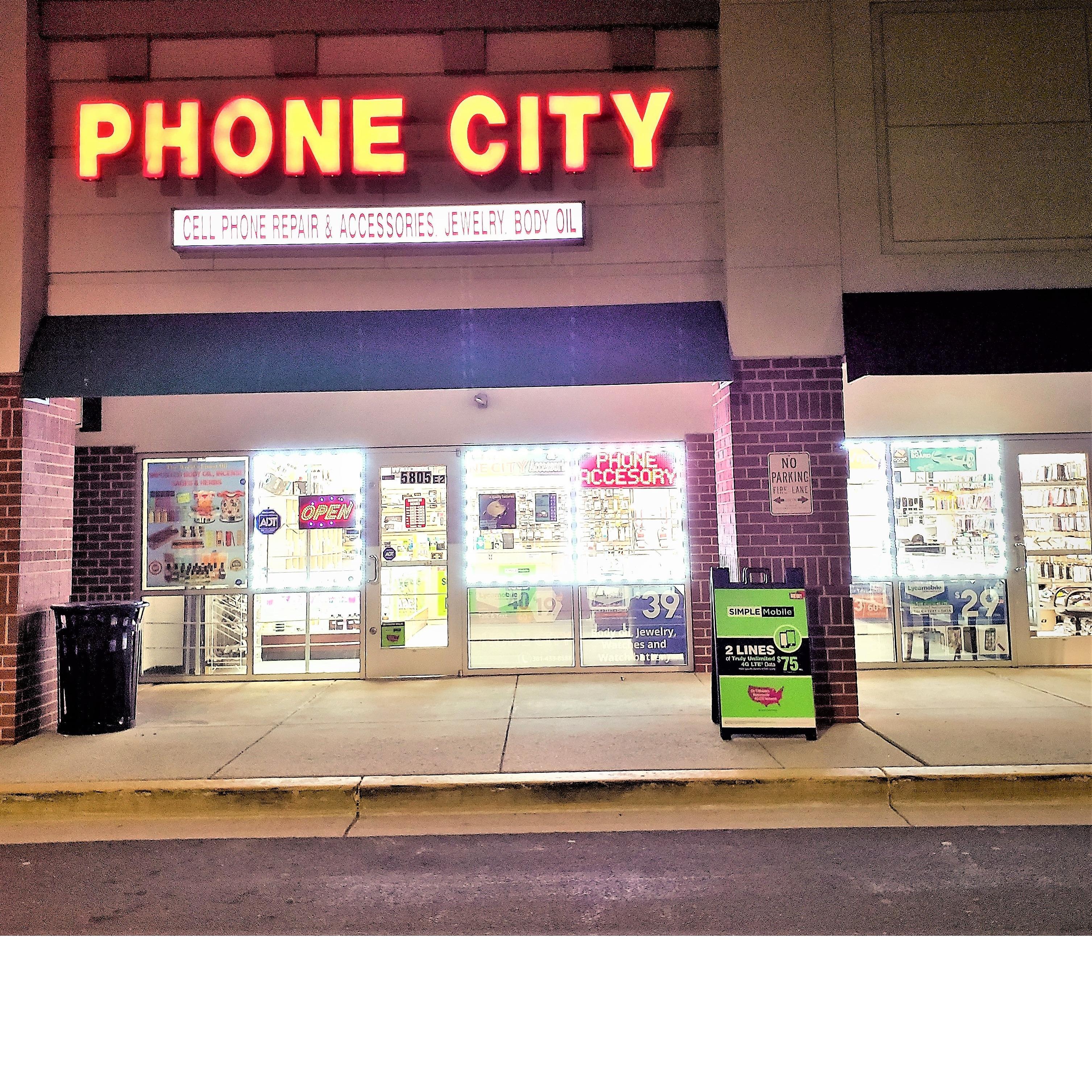 Phone City - iPhone Screen Repair/iPad Repair & Samsung Galaxy Phone Fixing Store in District Heights, MD