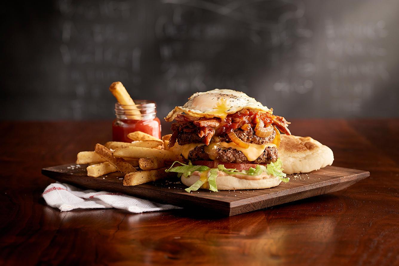 Bill's Bar & Burger image 0