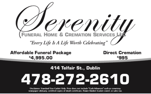 Serenity Funeral Home & Cremation Services, LLC image 1