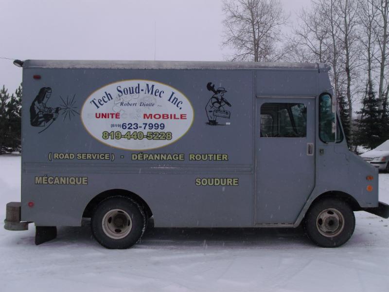 Tech Soud-Mec Inc à Mont-Laurier