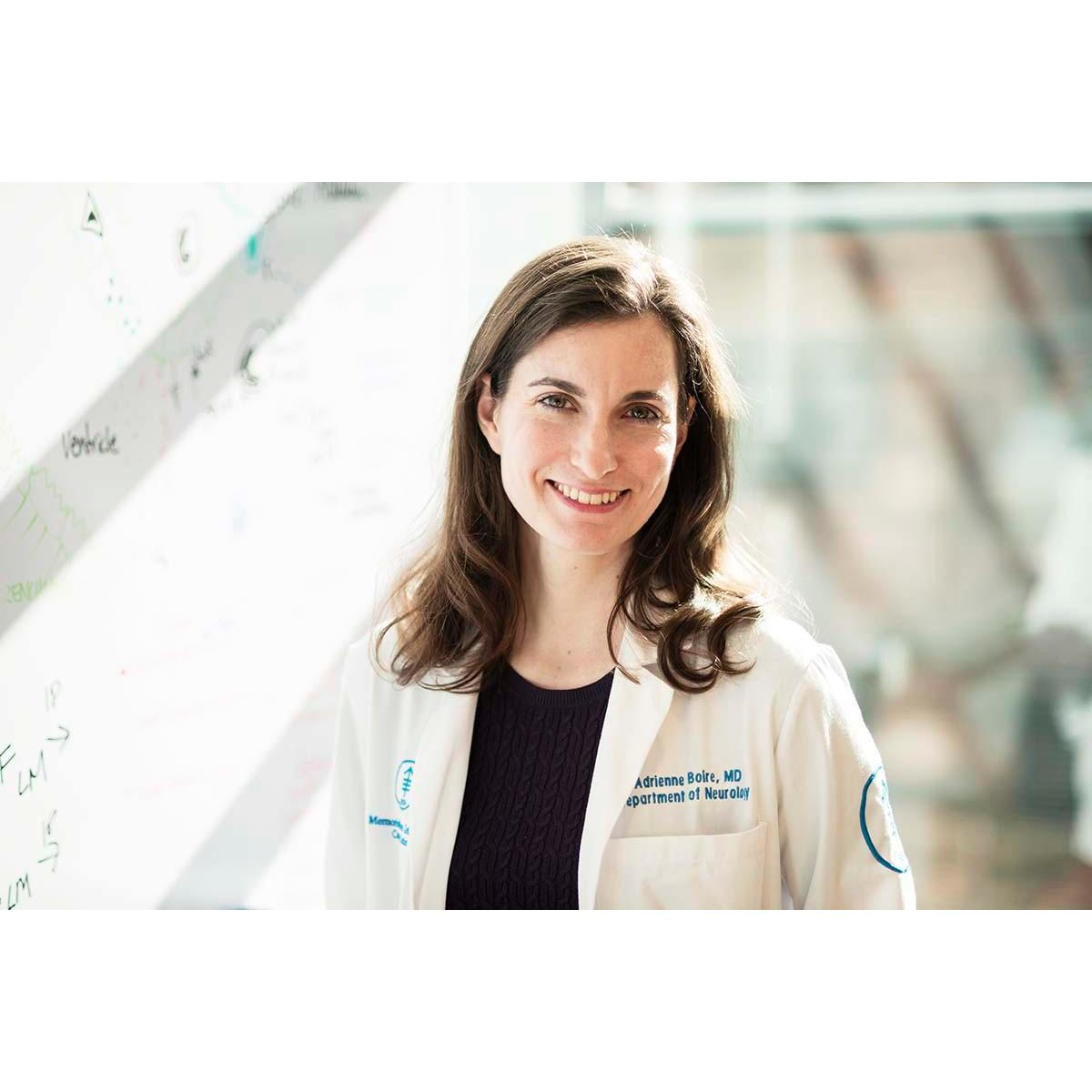 Image For Dr. Adrienne A. Boire MD, PHD