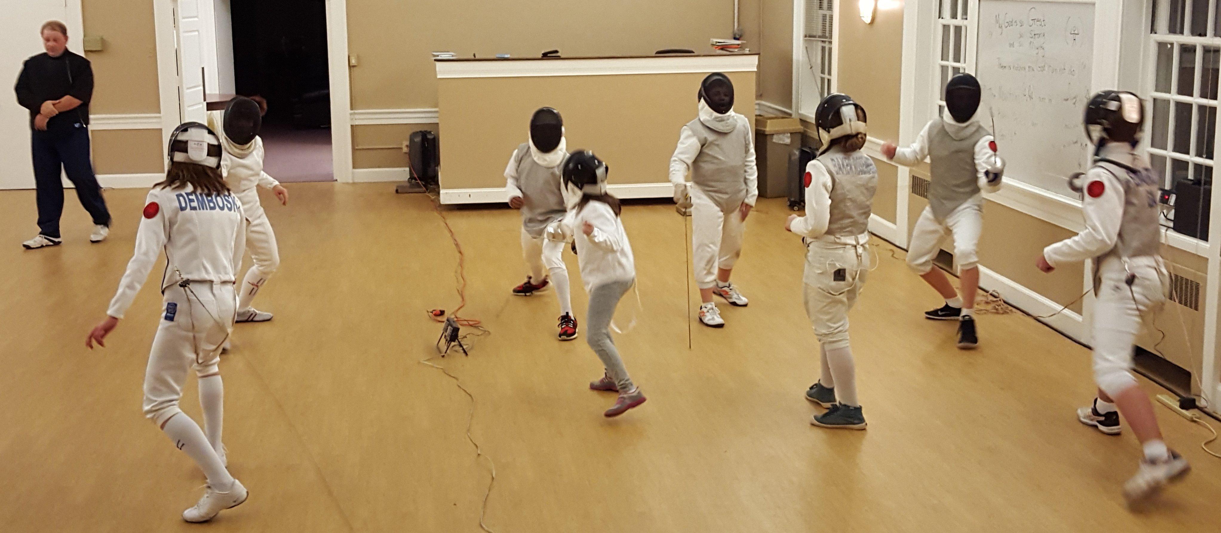 Nova Fencing Club Coupons Near Me In Falls Church 8coupons