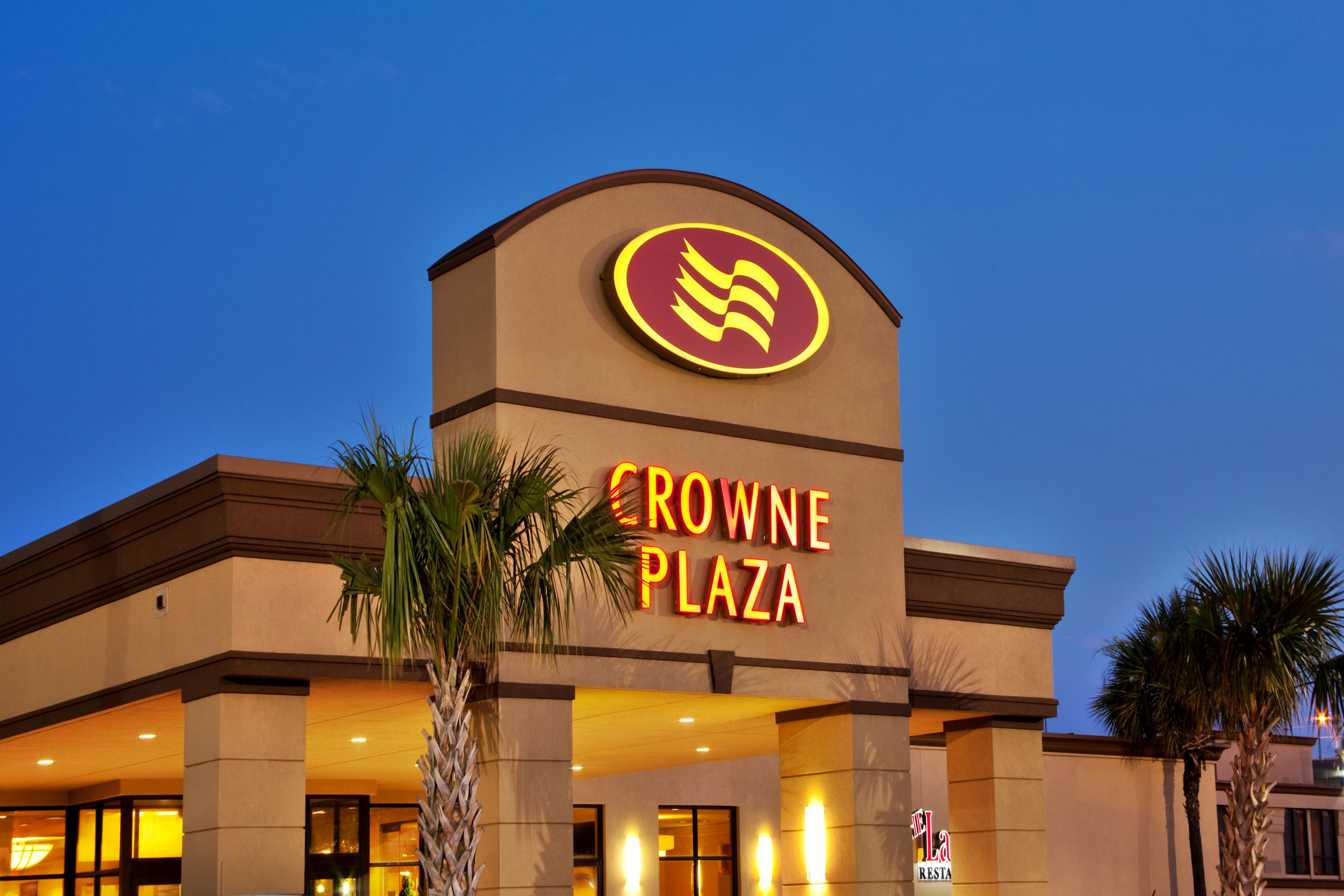 Crowne plaza hotel coupons