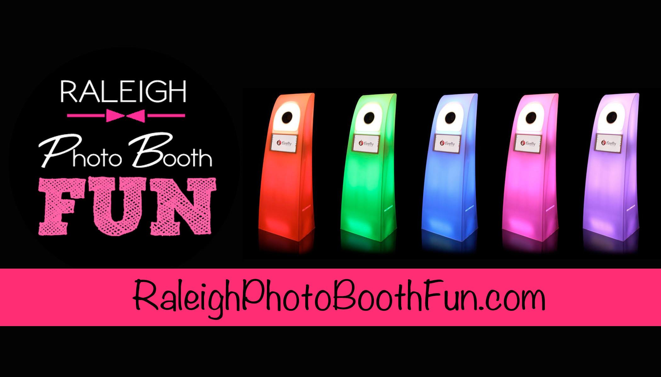 Raleigh Photo Booth Fun image 0
