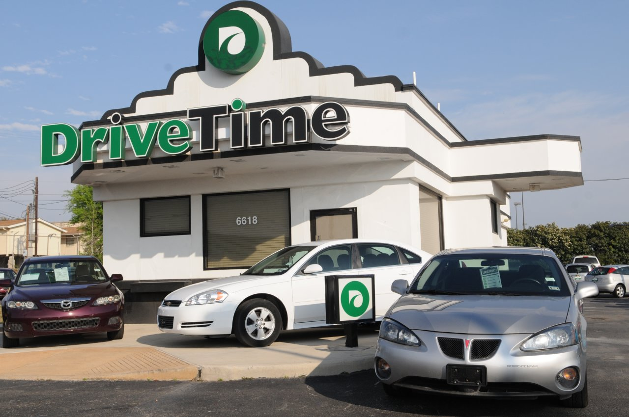 Buy Here Pay Here Miami >> DriveTime Used Cars in San Antonio, TX - 210-342-4200
