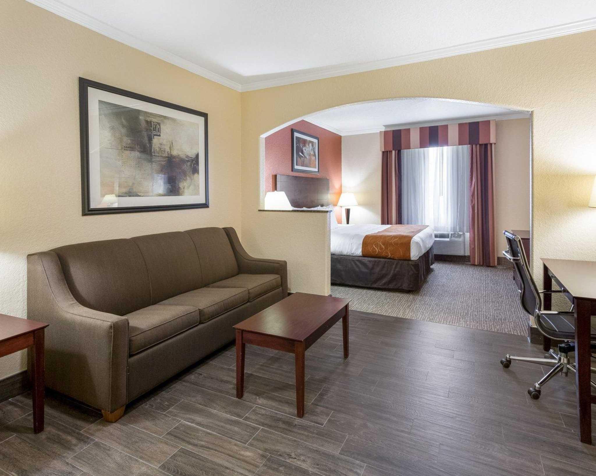 Comfort Suites image 48