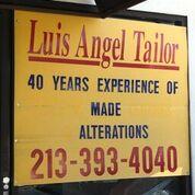 Luis Angel Tailor