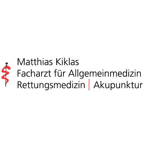 Logo von Matthias Kiklas Facharzt für Allgemeinmedizin, Rettungsmedizin, Akupunktur